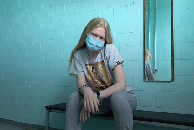 «Я лечусь от COVID-19 вбольнице наУралмаше»