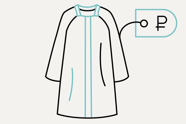 Самое дешёвое исамое дорогое пальто вмагазине Trends Brands