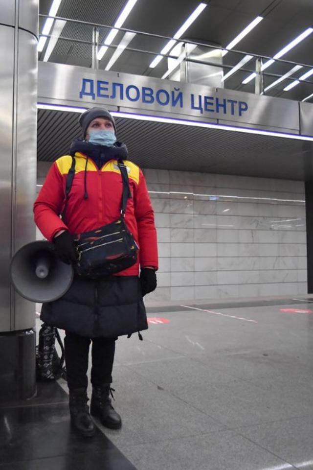 Участок БКЛ «ЦСКА»— «Деловой центр» откроется раньше срока