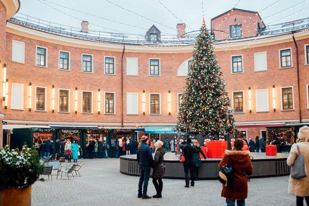 11 новогодних ярмарок и базаров вПетербурге