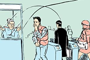 Есть вопрос: Почему в метро нет туалетов?