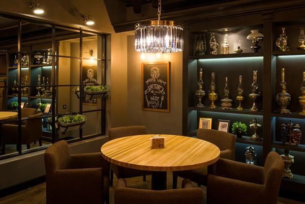 Новое место наПатриарших, кафе накрыше Fantomas Rooftop и«Крымский ужин» в«Фаренгейте»