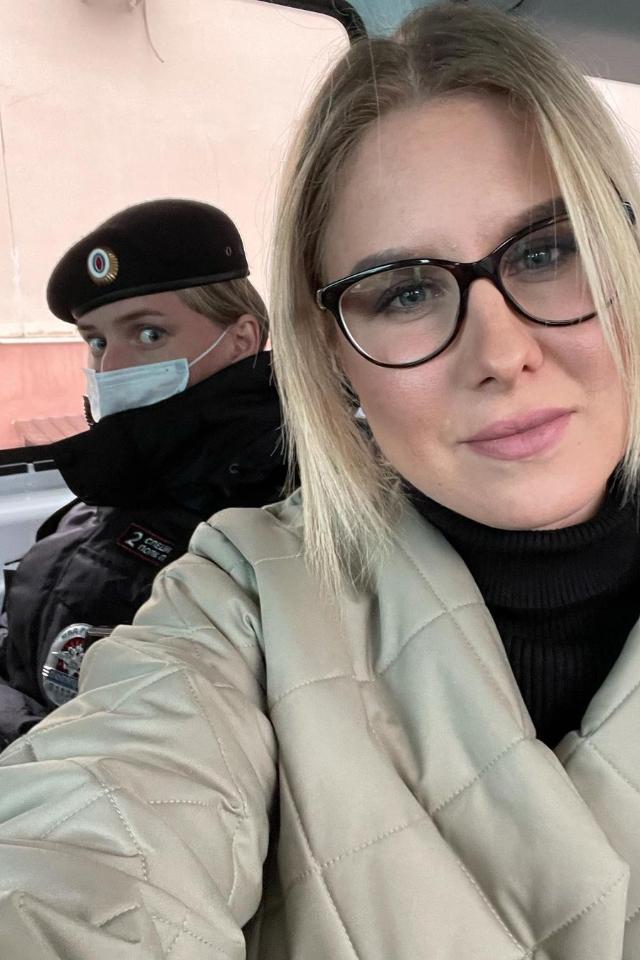 Суд оштрафовал Любовь Соболь на300тысяч рублей после ееучастия вэфире «Эха Москвы» перед акцией 21апреля