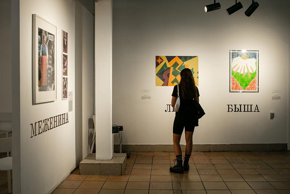 Открытие выставок в пространстве Terminal A