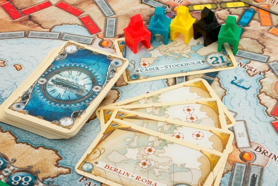 Лучшие настольные игры — без«Монополии»