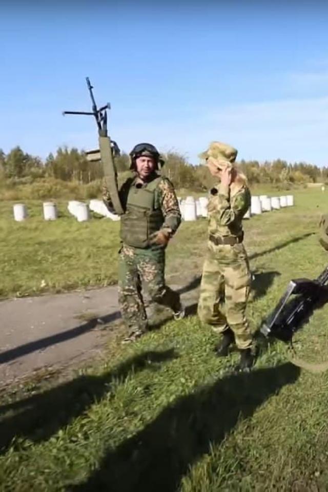 Реалити-шоу сознаменитостями отРосгвардии, которое получило «Премию Рунета»