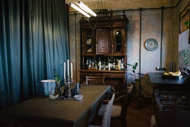Квартира архитектора в доме 1928 года
