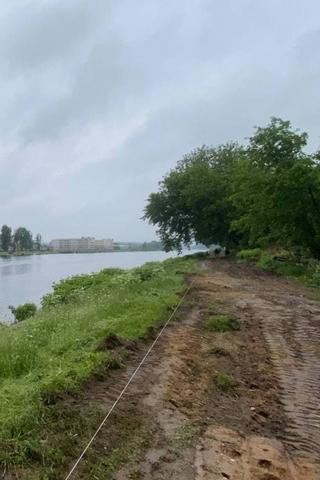 В Москве началось строительство первой велодорожки доСанкт-Петербурга