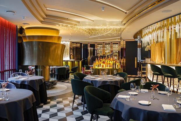 Fine Dining у залива: Ресторан Eclipse в поселке Репино