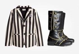 Что надеть: Куртка Barbour, платье Oh, my, кроссовки NewBalance