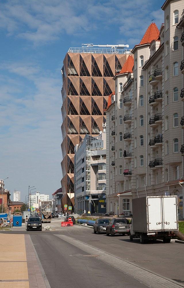 Как меняется Екатеринбург вокруг штаб-квартиры РМК