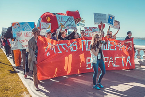 Монстрация в Нижнем Новгороде