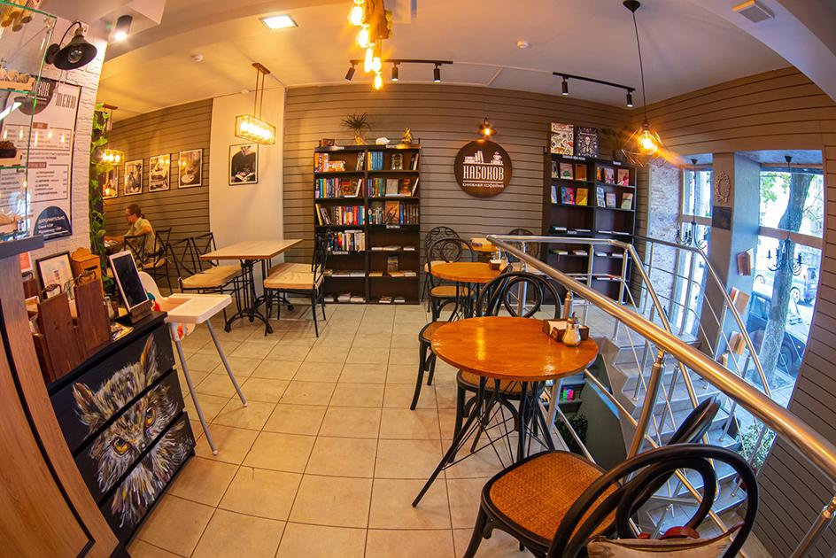 «Мы открыли книжную кофейню в Новороссийске»