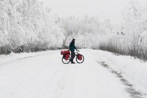 Как изачем ехать взимнее велопутешествие