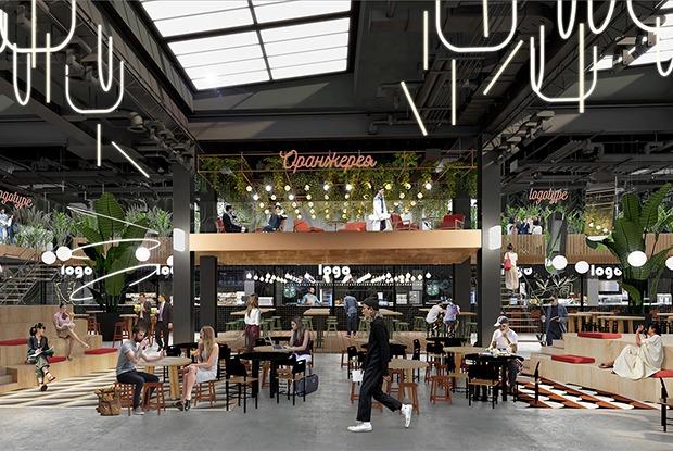 «Супер-гастро-кластер»: Как будет устроено екатеринбургское «Депо» в«Гринвиче»