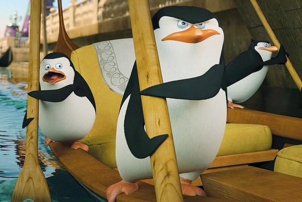 «Пингвины Мадагаскара» вкино, ярмарка non/fiction иконцерт Swans