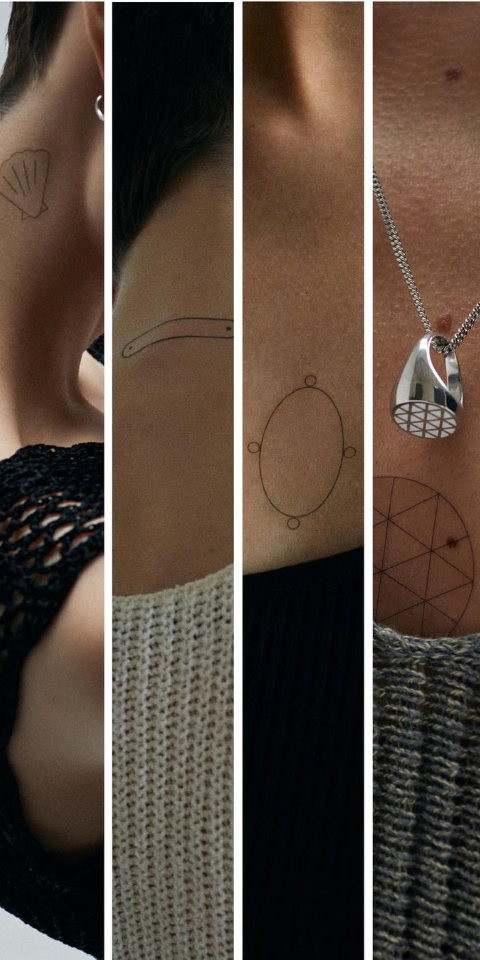 Марка украшений Avgvst открыла вПетербурге первую тату-студию