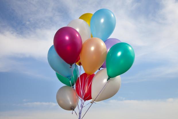 Отказаться отвоздушных шаров намероприятиях