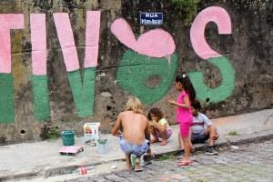 Виджигал, трущобы вРио-де-Жанейро