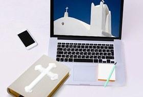 Святой пиксель: Как мировые религии осваивают интернет