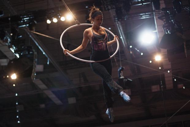 За кулисами Cirque duSoleil