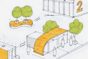 Идеи для города: Торговый центр из грузовых контейнеров