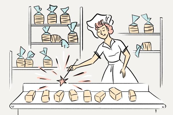 Почему американский сэндвичный хлеб хранится в20раз дольше, чем российский?