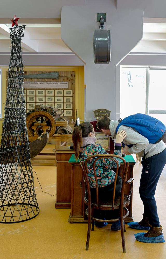 «Музей шиворот-навыворот»: как основатель Технического музея на Покровке Вячеслав Хуртин рушит все каноны