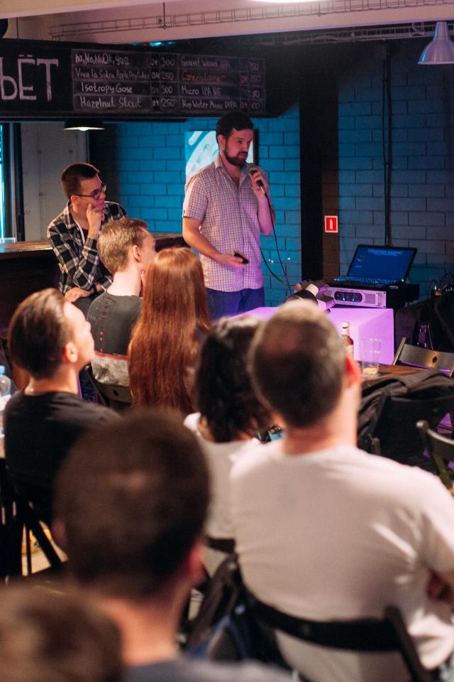 Вбарах Москвы пройдет фестиваль Science Bar Hopping с лекциями ученых онауке