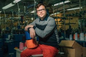 «Наша аудитория — оптимисты»: Как взлетел бренд дизайнерских носков St. Friday Socks