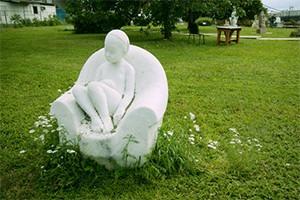 14 скульптур в парке «Музеон»