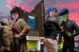 Новые песни Gorillaz, третий сезон «Преступления по-американски» ипродолжение Mass Effect