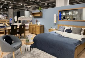 Новая IKEA: Датский мебельный магазин Jysk