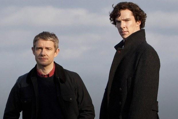 Новые серии «Шерлока»: Заипротив