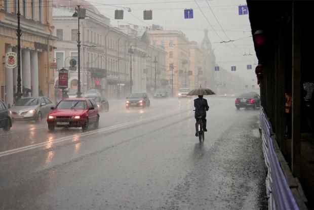Погодный коллапс вПетербурге вснимках Instagram