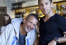 Айзек Корреа и Игорь Триф: «Берите маленькое местечко и подавайте только пиво и бургеры»