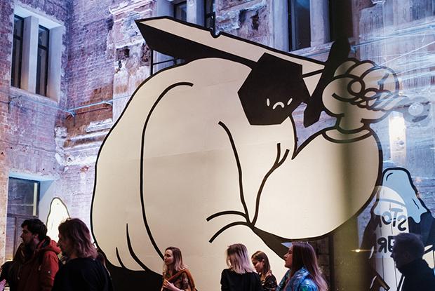 Открытие двух выставок в галерее FUTURO