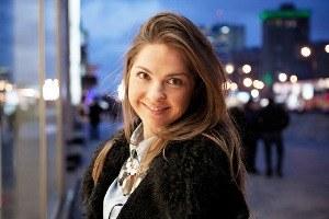 Внешний вид: Юлия Чеканова, PR-директор