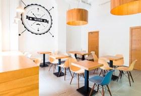 Лапшичная Ramen House на Страстном, вечеринка Stay Hungry и второй Americano Black Coffee & Food
