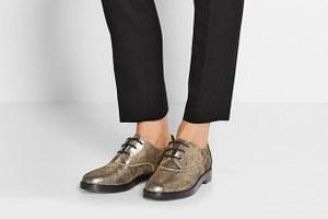21 пара женской обуви на осень