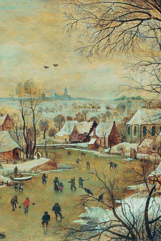 В музее «Новый Иерусалим» пройдет выставка «Младшие Брейгели иихэпоха»