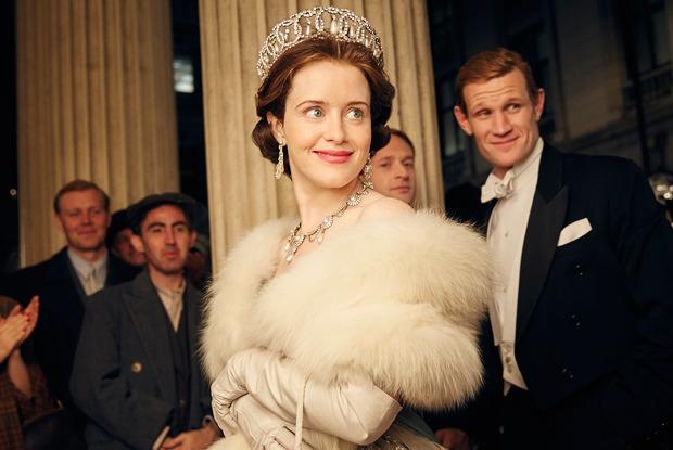 Сериал о британской королеве, истории московских домов иновая песня The xx