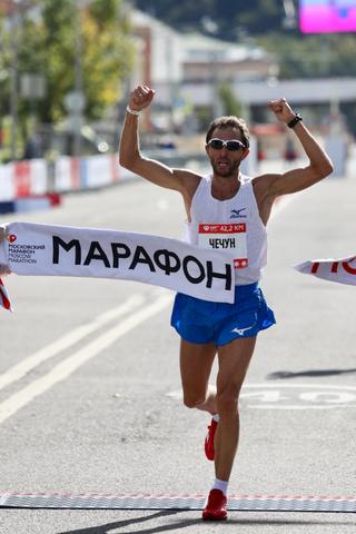 Московский марафон отменили