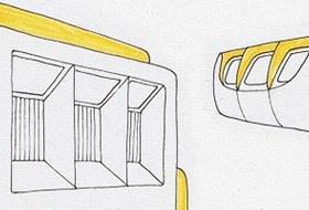 Идеи для города: Цифровой журнальный киоск в Швеции