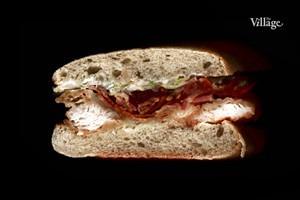 Составные части: Сэндвич «Куриный БЛТ» из Friday's