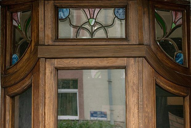 Как Даниэль Лурье восстановил исторический тамбур в доме наПетроградской стороне