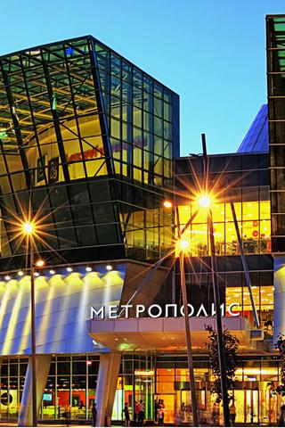 Торговый центр «Метрополис» ввел QR-коды для посетителей