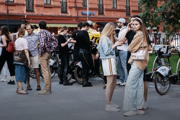 Москва гуляет: Первый вечер после снятия карантина
