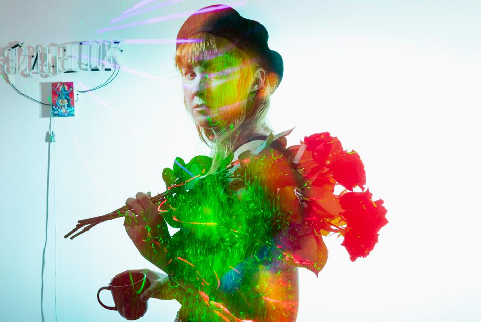 Путин, древнегреческие мифы исинти-панк намини-альбоме группы Яны Казанцевой Nazlo