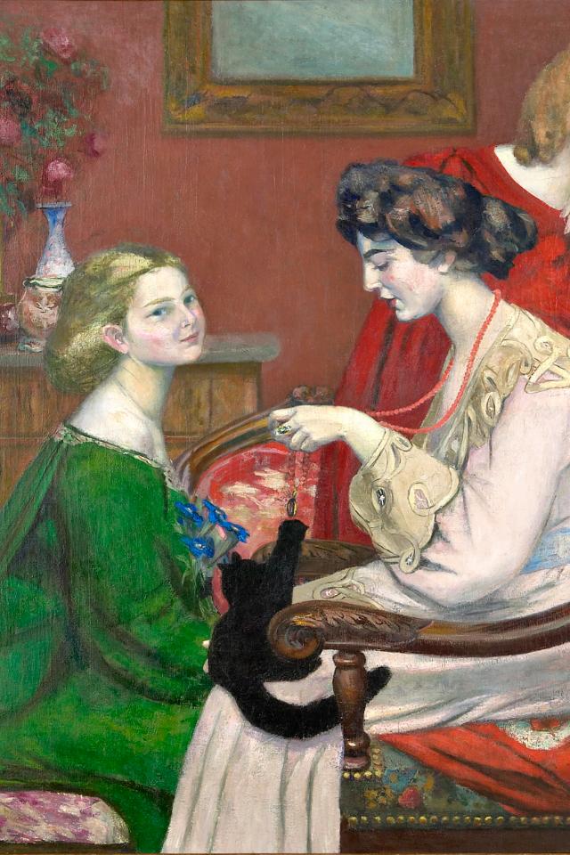 ВПушкинском музее откроется выставка олегендарных женщинах Парижа